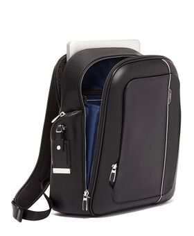 Larson Backpack Leather Arrivé