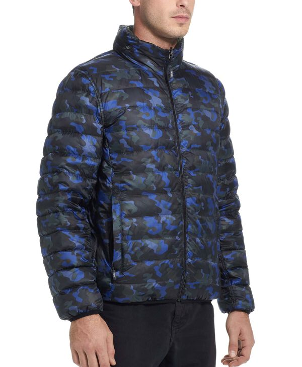 TUMIPAX Outerwear Patrol Reversible Packable Travel Puffer Jacket XL
