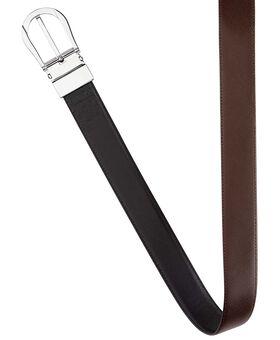 "Saffiano Horseshoe Reversible Belt 44"" Belts"