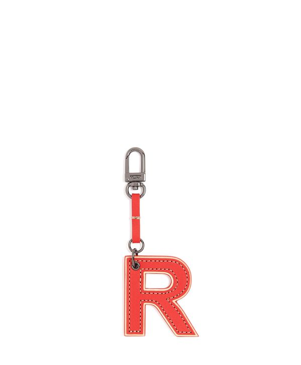 Tumi Womens Accents Letter Charm - R