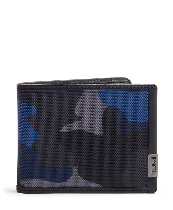 Alpha Global Double Billfold