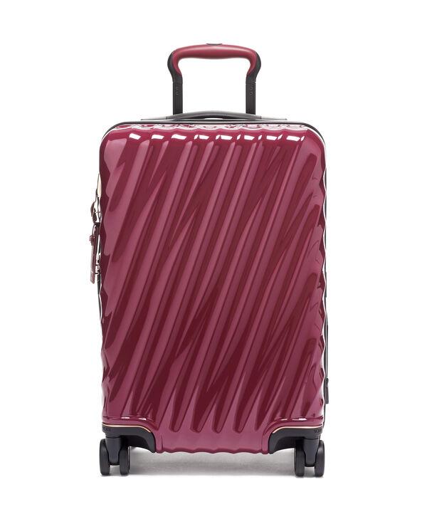 19 Degree International Expandable 4 Wheeled Carry-On