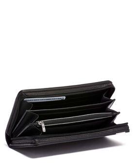 Zip-Around Travel Wallet Alpha