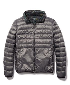Patrol Reversible Packable Travel Puffer Jacket L TUMIPAX Outerwear