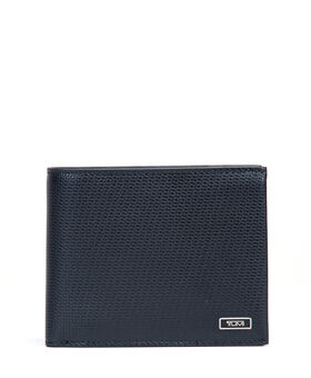 Global Wallet with Coin Pocket Monaco