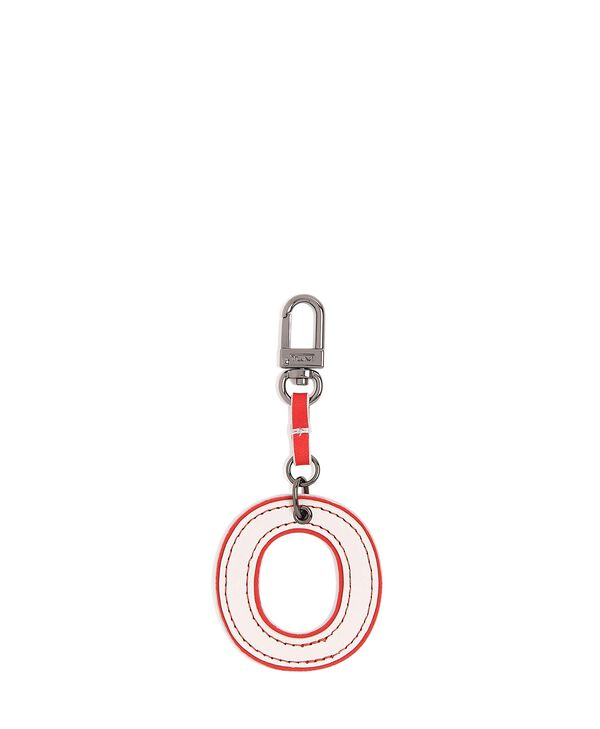 Tumi Womens Accents Letter Charm - O