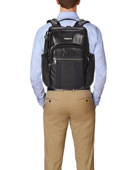 Nellis Leather Backpack Alpha Bravo