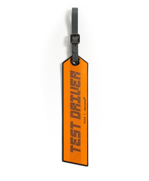 TUMI | McLaren Nivolet Luggage Tag