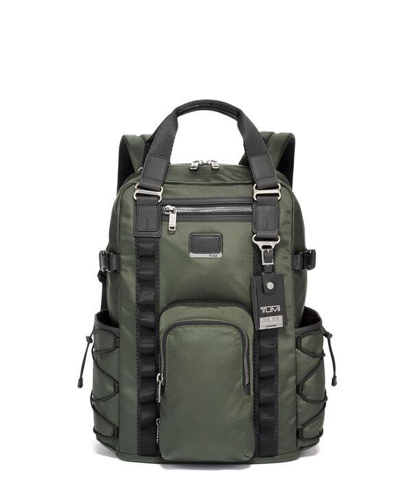 Alpha Bravo Barracks 2-In-1 Backpack Tote