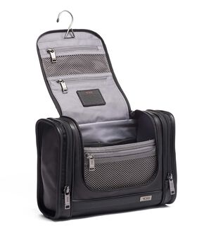 Hanging Travel Kit Leather Alpha 3