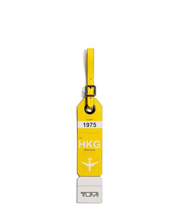 Travel Accessory Hong Kong Luggage Tag
