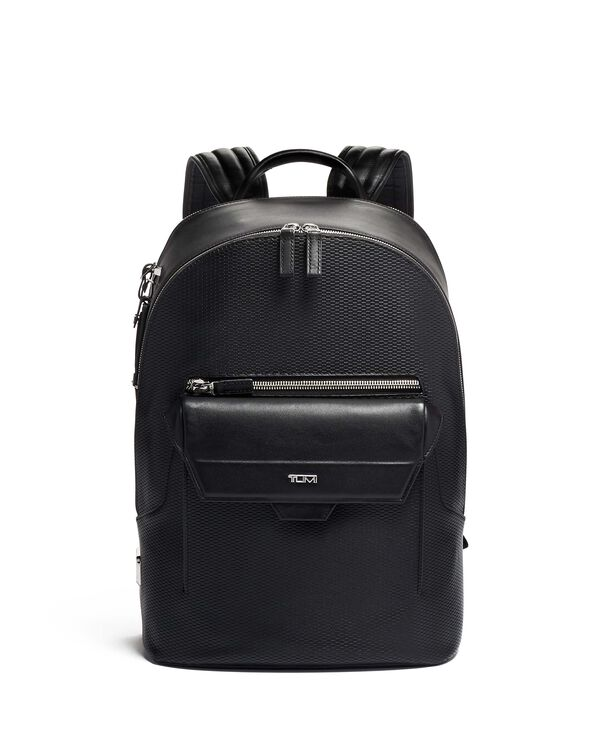 Ashton Marlow Backpack Leather