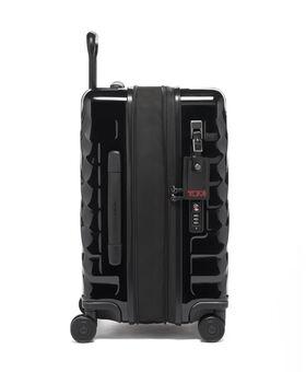 International Expandable 4 Wheeled Carry-On 19 Degree